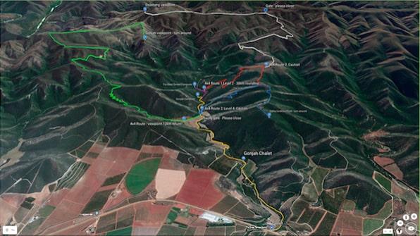 Gonjah Route 4